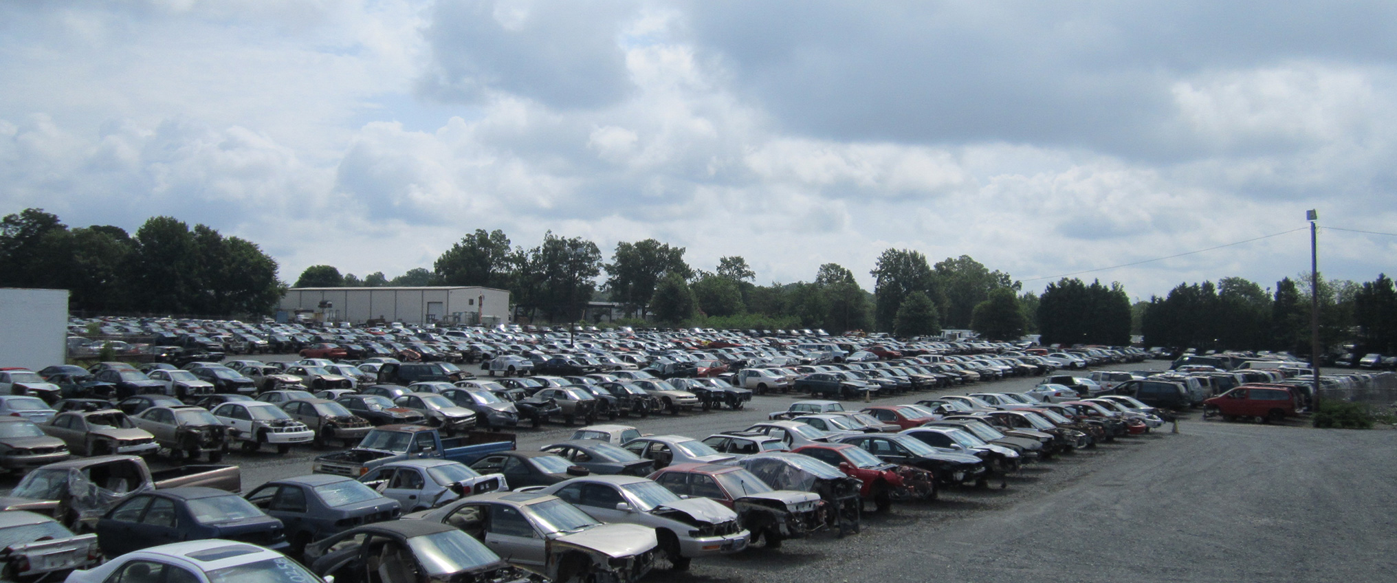 S&R Auto & Truck Salvage: Charlotte, NC: Car, Truck, SUV Salvage Yard